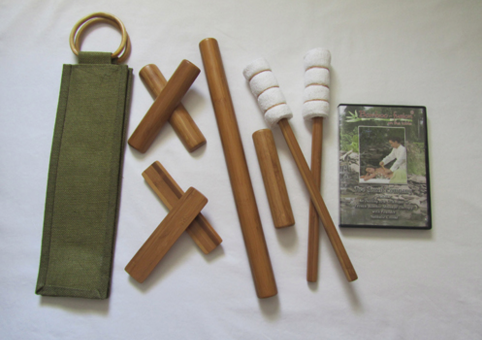 bamboo fusion tools and dvd