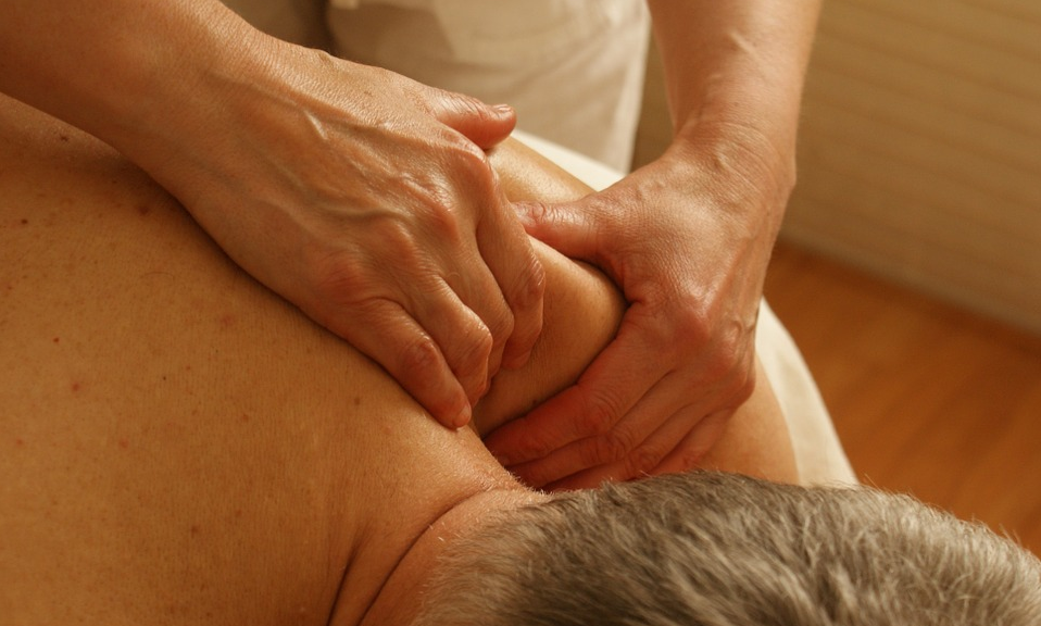 image male massage