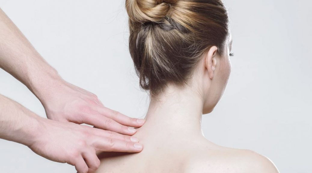 image massage shoulder